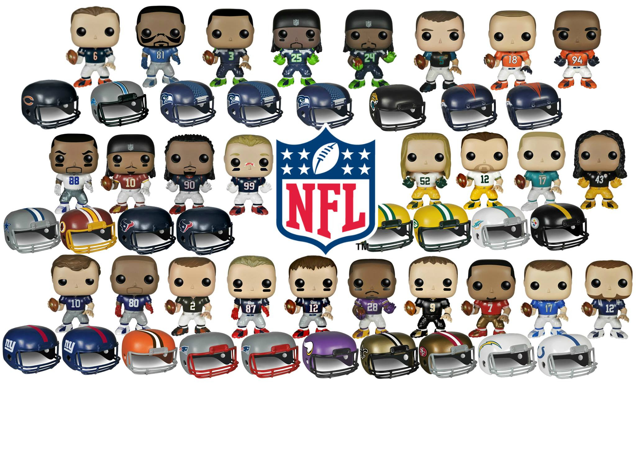 Funko POP! releasing NFL collection Blowout Cards Forums