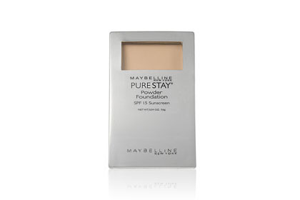 No. 11: Maybelline New York Pure Stay Powder Foundation, $7.99
