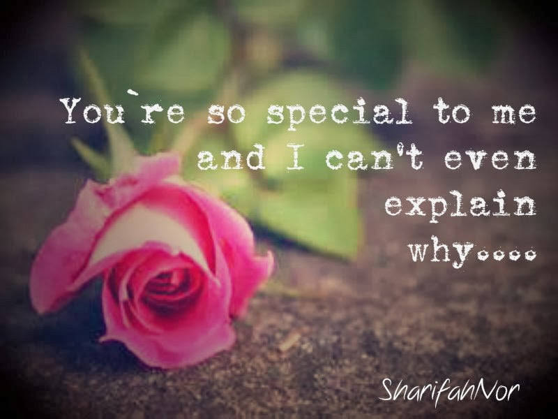 You Are Special To Me Quote Quote Number 615457 Picture Quotes