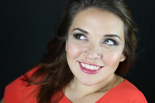 Briette Madrid headshots by Elizabeth McQuern