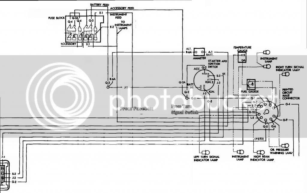 Basic Ignition Wiring Diagram 1964 Dodge