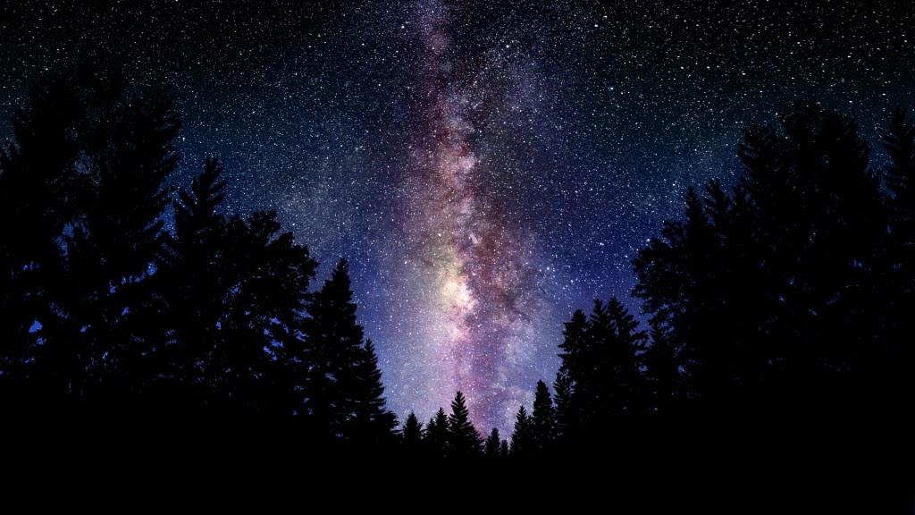 Milky Way Wallpaper Desktop