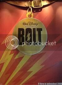Bolt Teaser Poster