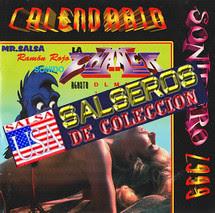 Calendario Sonidero 1999 La Changa