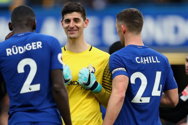5dcbdef4415 Liverpool to launch surprise £40m swoop for unsettled Chelsea star.  Liverpool are being tipped to rival Real Madrid for Chelsea goalkeeper Thibaut  Courtois ...