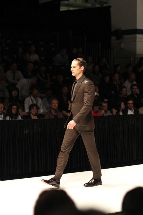 men fashion week