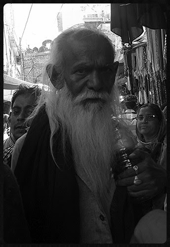 The Sufi Monk by firoze shakir photographerno1