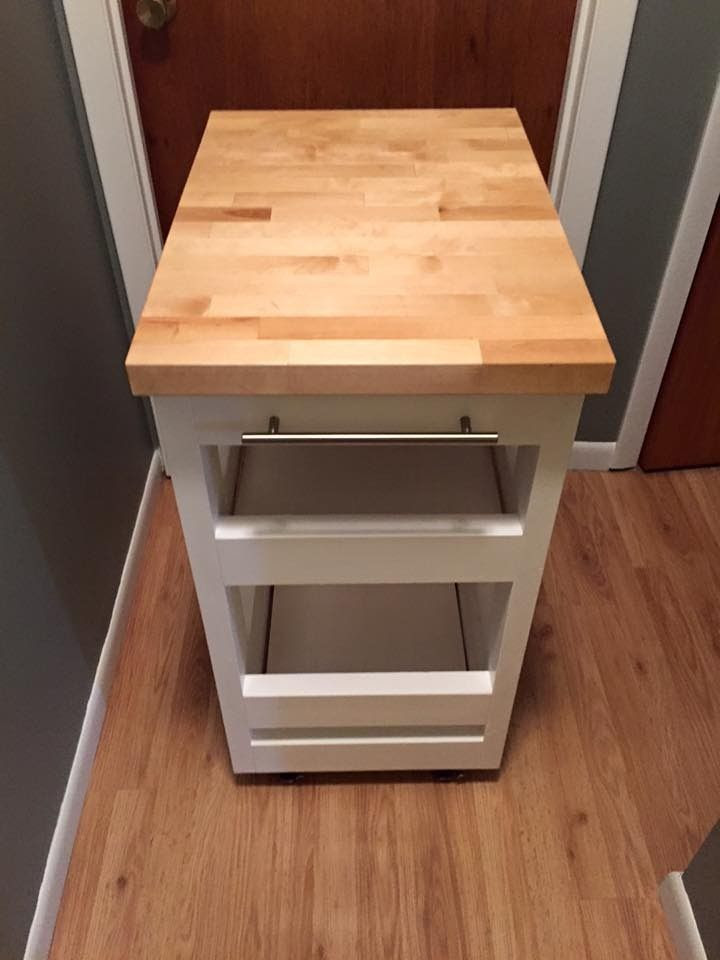 http://www.morelikehome.net/2012/10/day-3-build-kitchen-cart-with-2x4s.html