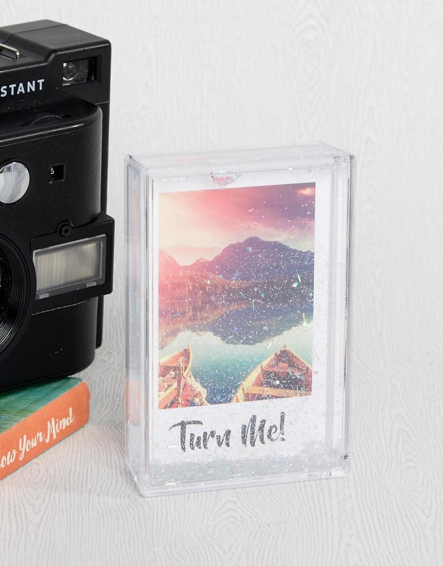 Fizz Instax Mini Glitter Frame Multi
