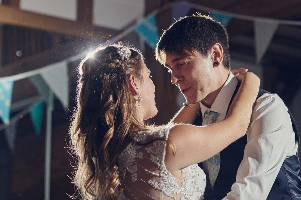 first dance at wedding at Barrandov Opera - www.helloromance.co.uk