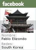 Perfil de Facebook de Pablo Elizondo