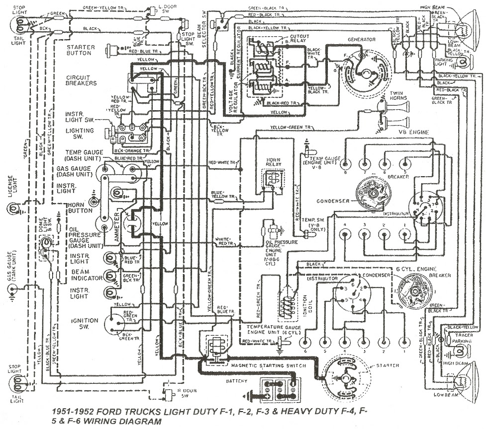 1986 Ford Truck Wiring Diagram Wiring Diagram Explained A Explained A Led Illumina It