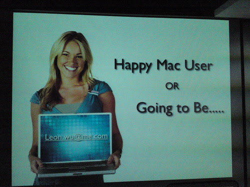 Be a happy Mac user!
