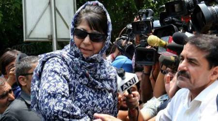 Don't need US or China help to resolve Kashmir issue, says Mehbooba Mufti