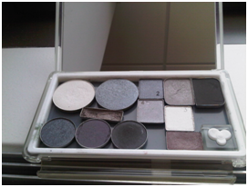 Unii Cosmetics - Sample Makeup Palette