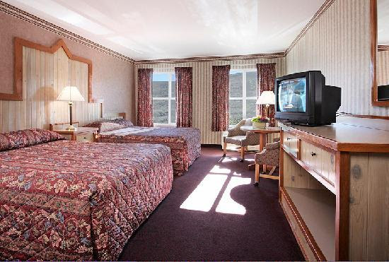 Horseshu Hotel And Jackpot Nevada Hotel
