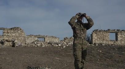 В Армении заявили о применении Азербайджаном миномётов на границе