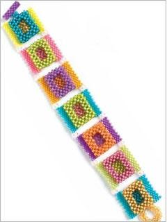 Calypso Squares Bracelet