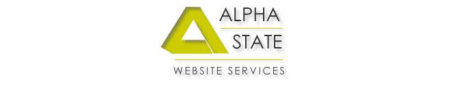 Alpha State Web Design