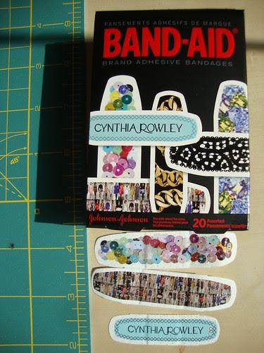 Cynthia Rowley bandaids