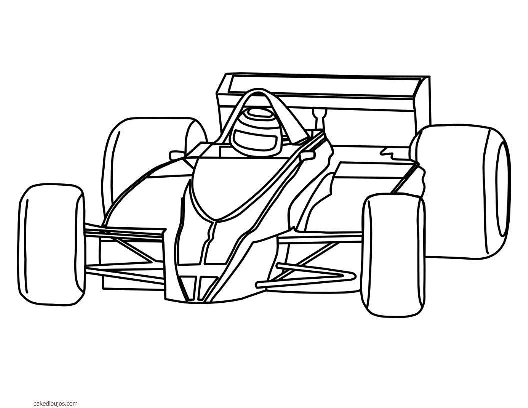7 Best Images of Race Car Color By Number Worksheets ...