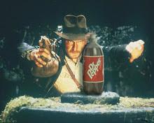 Indiana Jones says: