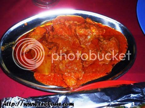Alfresco Dinner At Portuguese Settlement