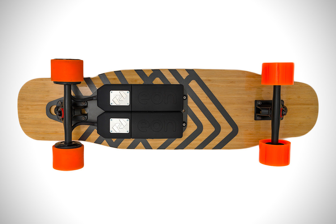 eon Electric Skateboard Motor by UNLIMITED  HiConsumption
