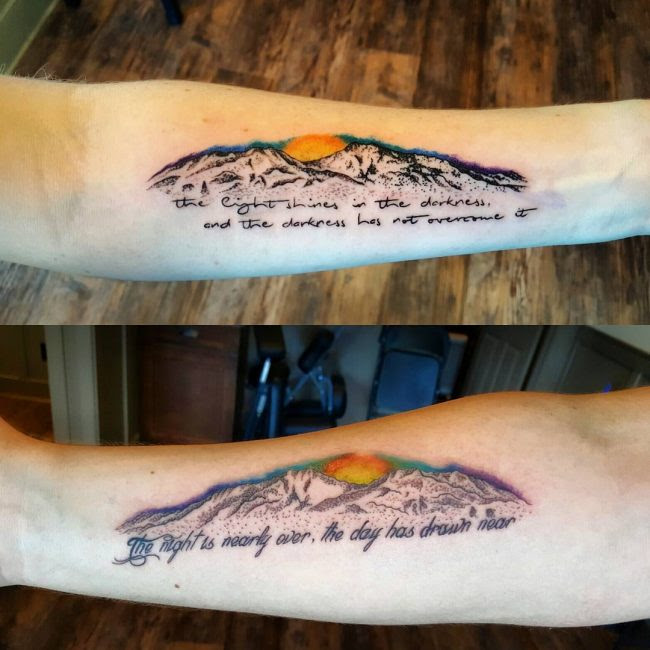 75 Best Bible Verses Tattoo Designs Holy Spirits 2018
