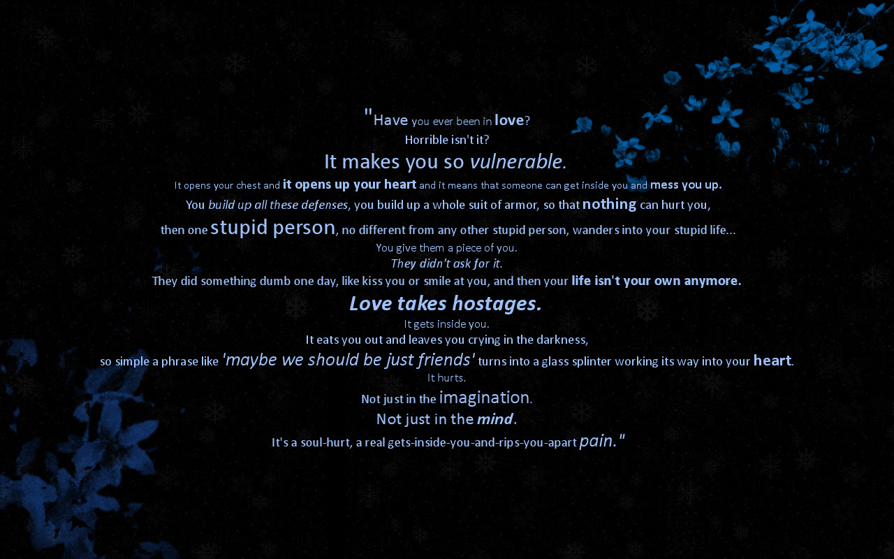 Download Love Sad Love Quotes Wallpapers Free Honey