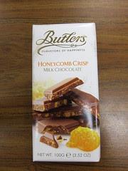 Butlers Honeycomb Crisp