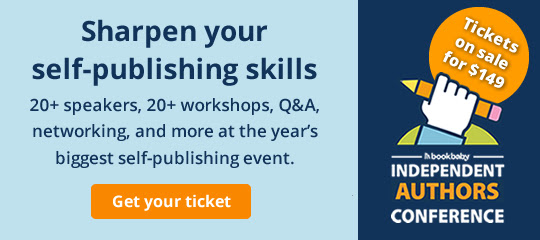 Sharpen your self-publishing skills 20+ speakers, 20+ workshops, Q&A, networking, and more at the year's biggest self-publishing event.