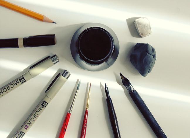 http://bongredila.com/files/inking_tools.jpg