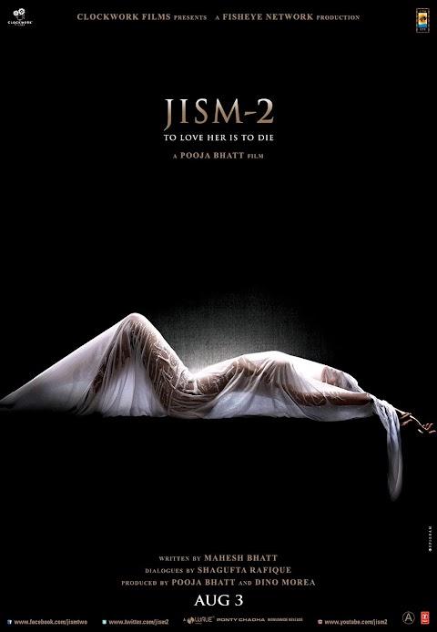 Jism 2 (2012) 480p 720p 1080p BluRay Hindi Full Movie