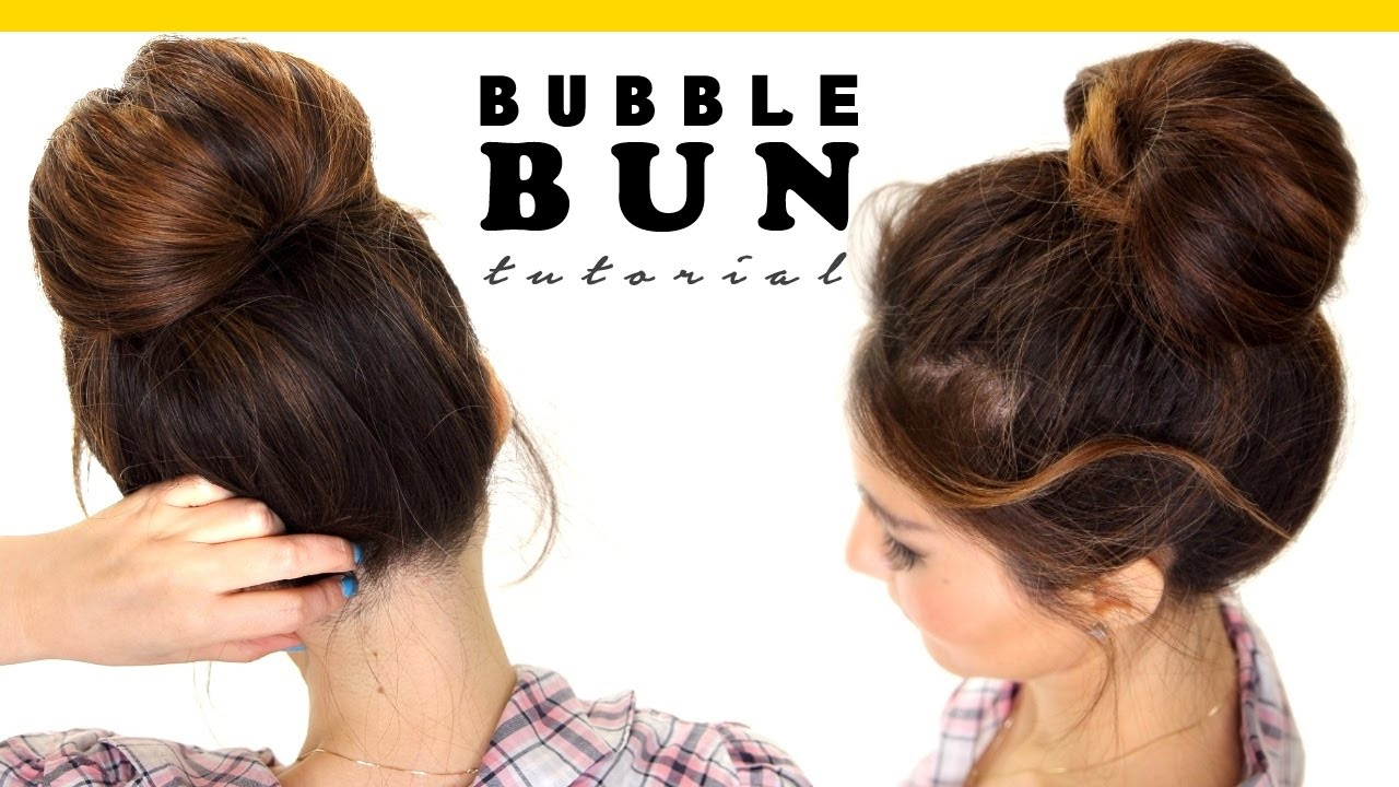 Different Types Different Types Hair Buns