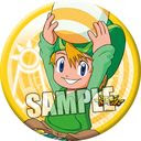 "Digimon Adventure Can Badge ""Takeru (T.K. Takaishi)"" /"