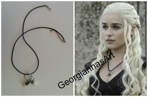 Game Of Thrones Jewelry   Daenerys Targaryen Ring