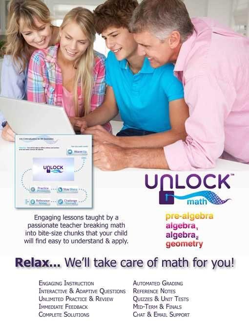 UnLock Math
