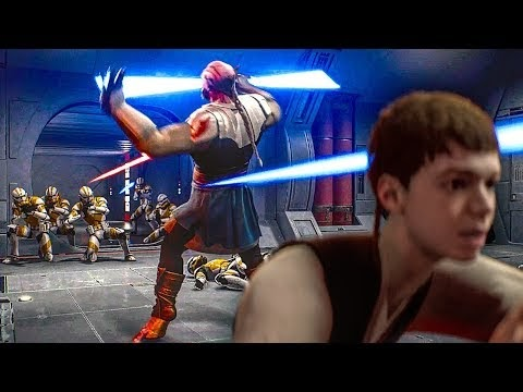 Execute Order 66 FULL SCENE - Gameplay Star Wars Jedi Fallen Order Walkthrough