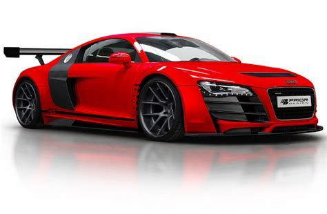 Red Custom Audi R8 PD GT850   Wallpaper   Autos   Faxo