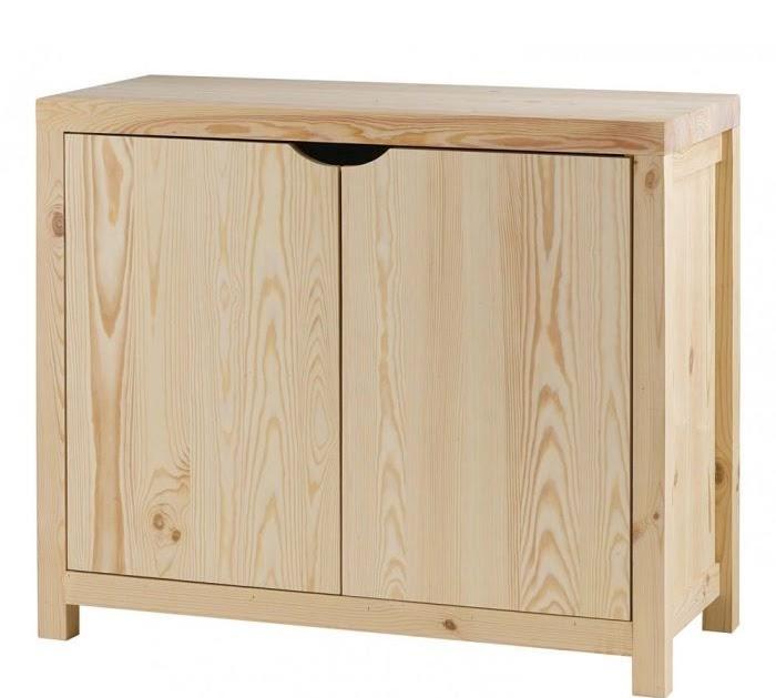 les concepteurs artistiques meuble tv pin massif pas cher. Black Bedroom Furniture Sets. Home Design Ideas