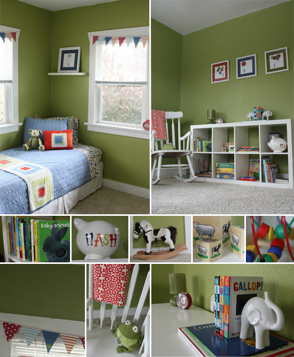 nash's room
