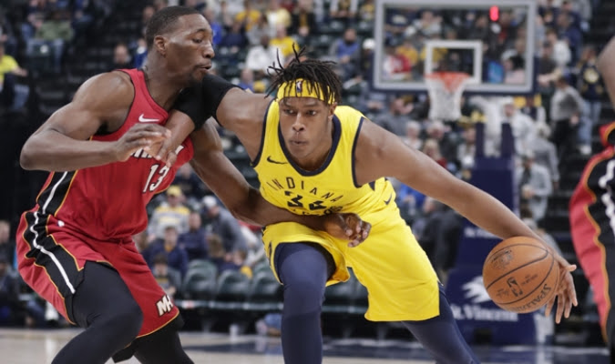 Pacers clasificaron a playoff / Foto: AP