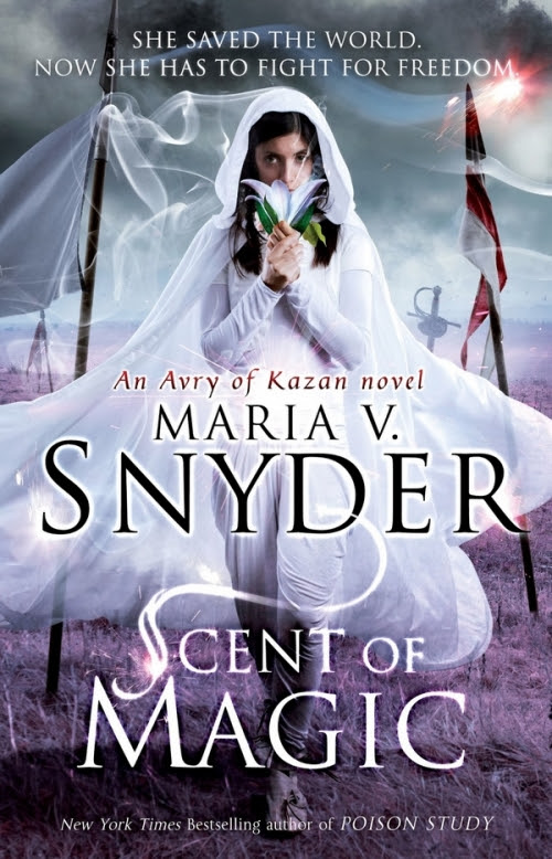 Couverture Healer, book 2: Scent of Magic