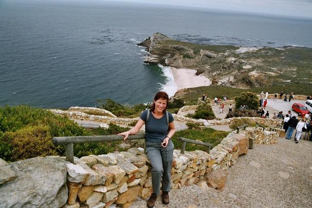 Barbara nahe Kap der Guten Hoffnung