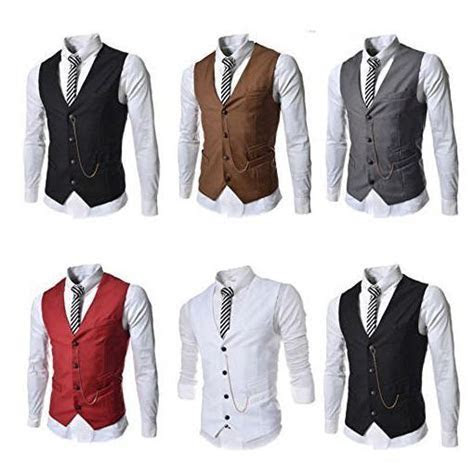 Popular Brown Suit Vest Buy Cheap Brown Suit Vest lots