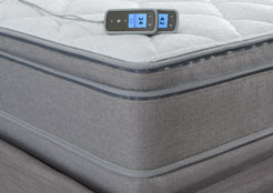 Sleep Number p5 Bed compared to Personal Comfort A5 Number Bed