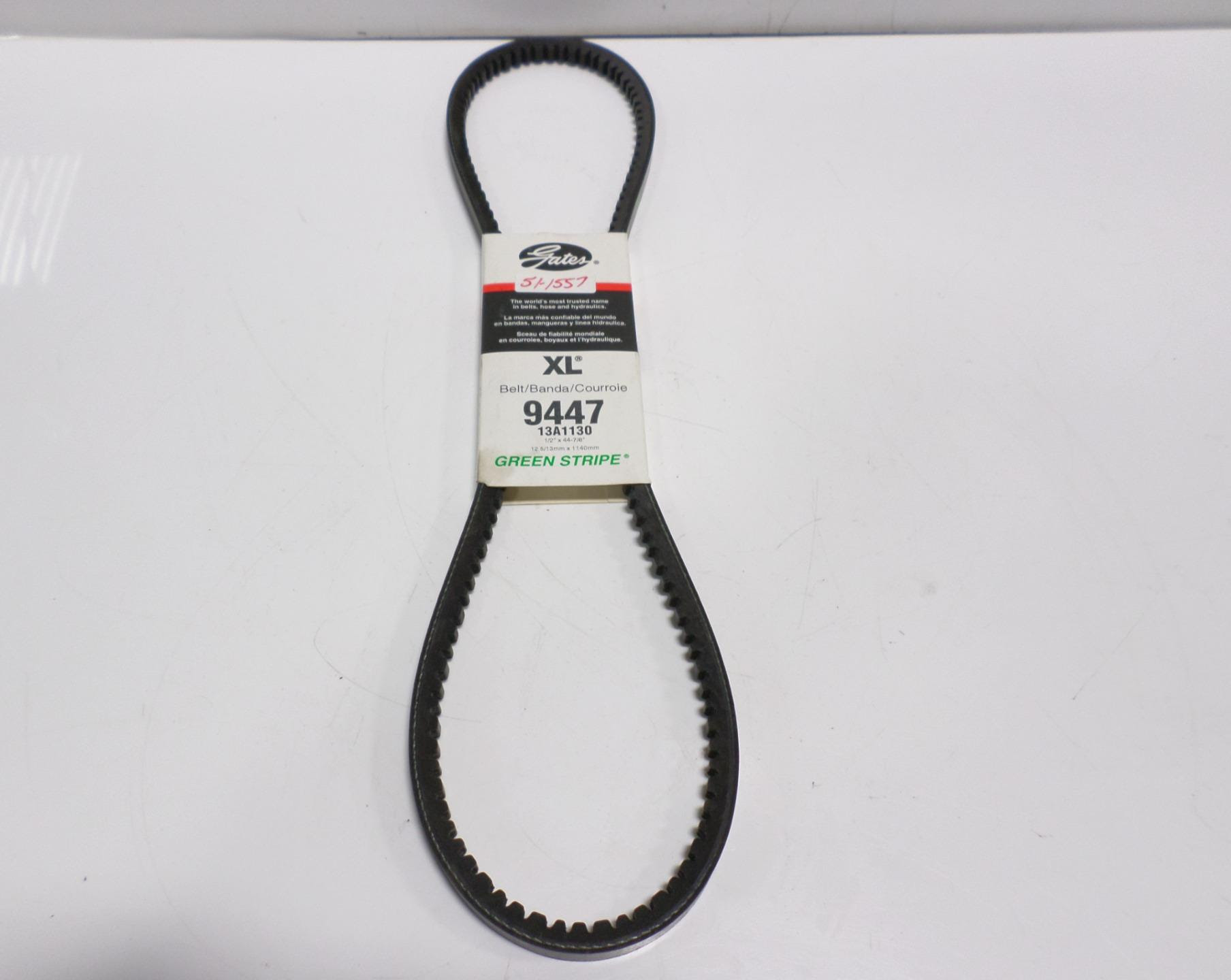 Rubber D/&D PowerDrive 13A1130 Metric Standard Replacement Belt
