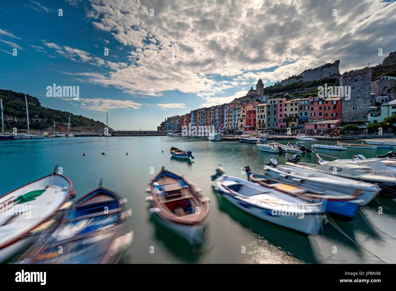 liguria porto venere europe italy unesco world heritage sites province JPBN98