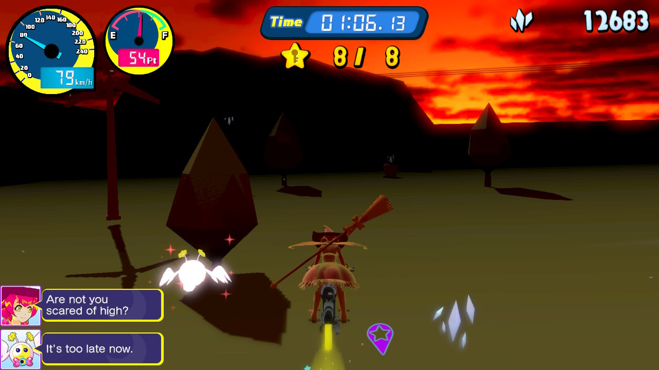 Vroom In The Night Sky Review Switch Player